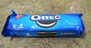 A small pack of Oreo cookies (6 cookies) contains 92 calories from added sugar.