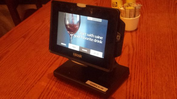 This new gadget sits at every dining table.