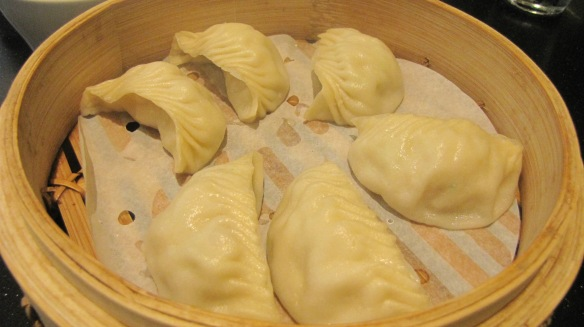 """Fish Dumplings"" – love the soothing tenderness."