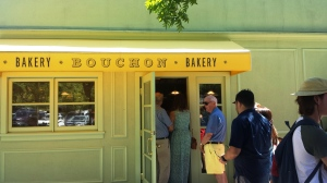 The Bouchon Bakery always has a line.